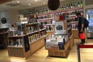 金沢駅で地酒が100円で飲める?!格安の日本酒試飲のお店!!